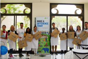 Emirates Group Chef Challenge - Cooking for a cause